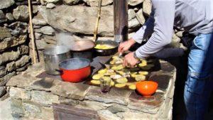 Baita Caterina Piotta Barbecue